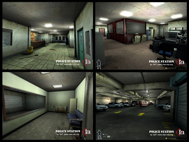 SP - Police Station - 1.0