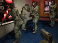 Alternative Swat 4 Career mode skin