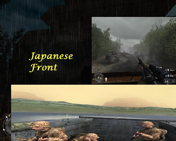 Japanese Front