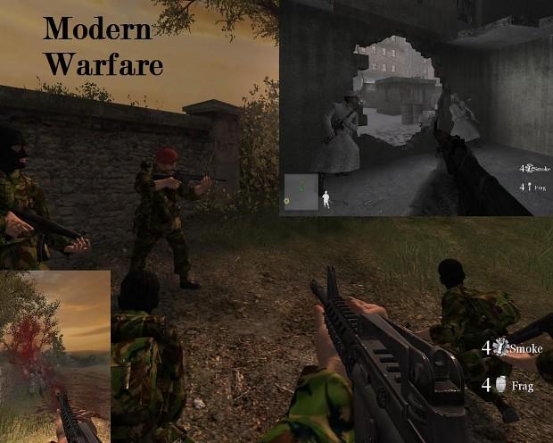 Modern Warfare (for CoD2)
