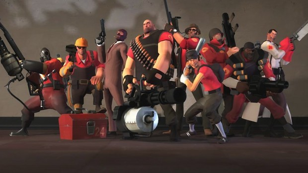 TF2 Heavy Voice Pack