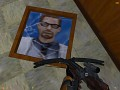 Portrait of Freeman