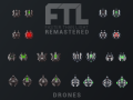 FTL Remastered: Weapons + Drones 0.1