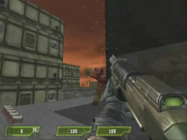 Quake 4 Weapons volume 3