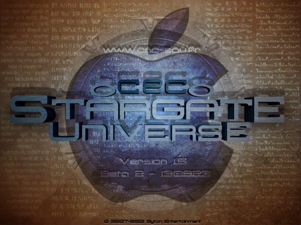 CnC SGU Version 1.5 Beta 2  130923 Mac
