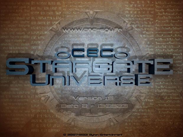 CnC SGU Version 1.5 Beta 2  130923