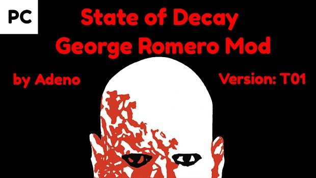 George Romero Mod T01