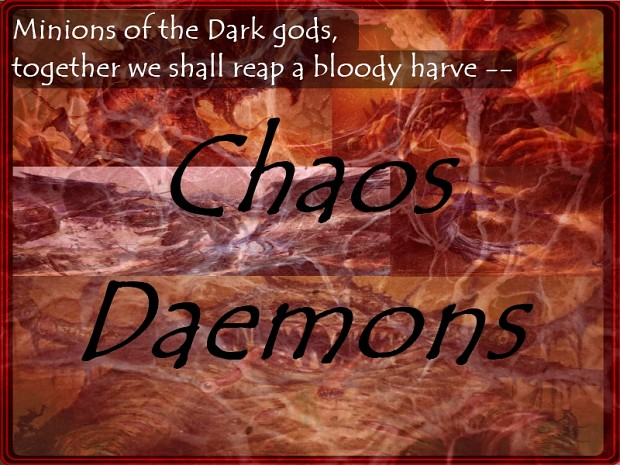 Daemons Mod - Complete (1.4)