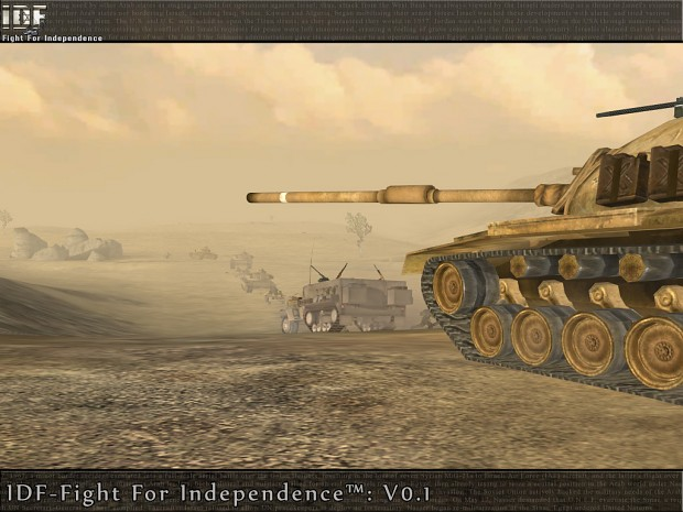IDF - Fight For Independence: V0.1