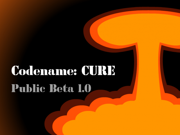 Codename: CURE - B1.0 (Zip Folder)