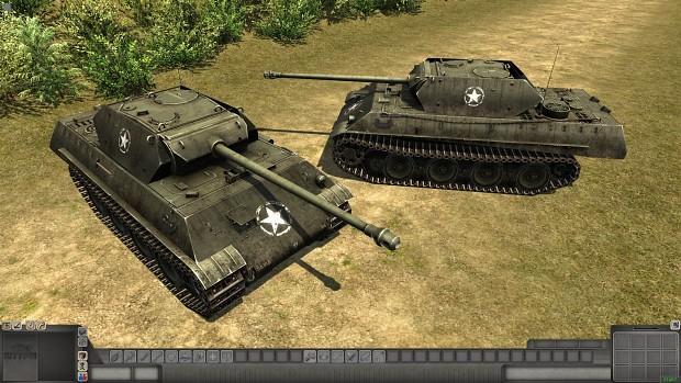 Ersatz M10 Panther