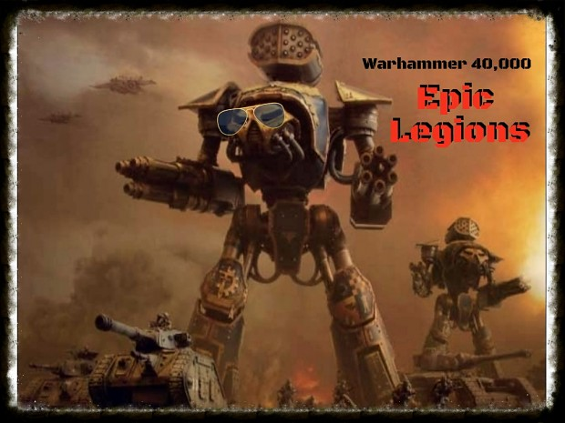 Warhammer 40,000: Epic Legions (Patch for v2.0)