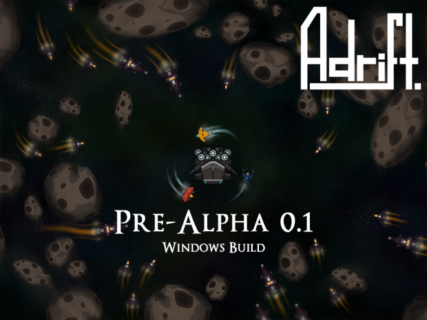 Adrift Pre-Alpha 0.1 [Windows]