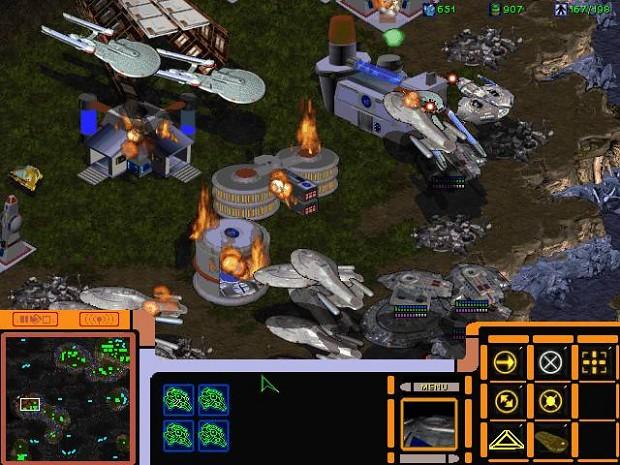 Star Trek Dominion War - Alpha 1.1 patch