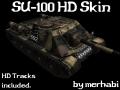 SU-100 HD Skin