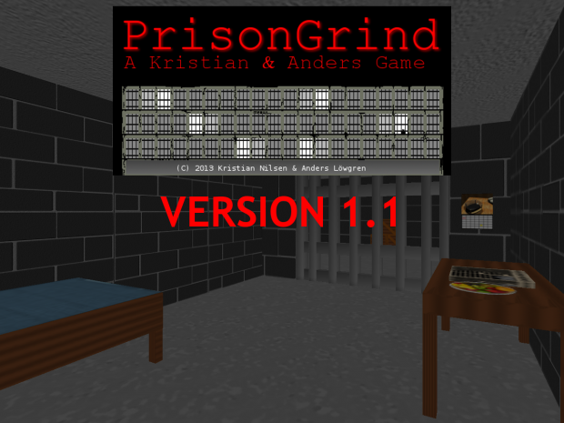 PrisonGrind V1.1 (Full Version)