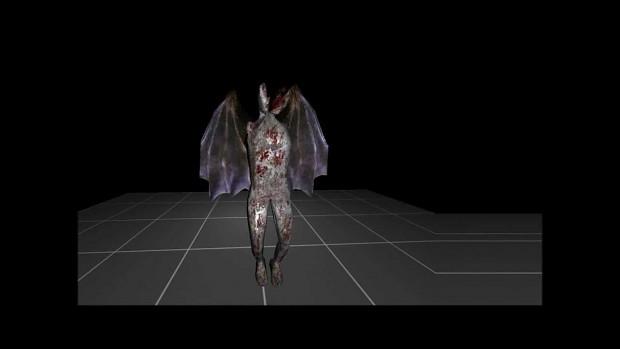 Flying Demon enemy