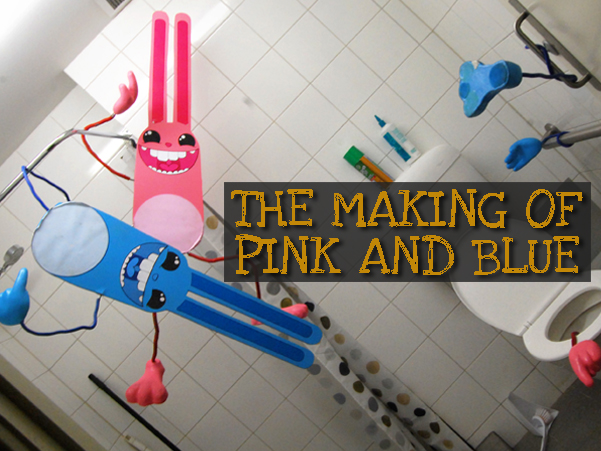 Making Pink and Blue