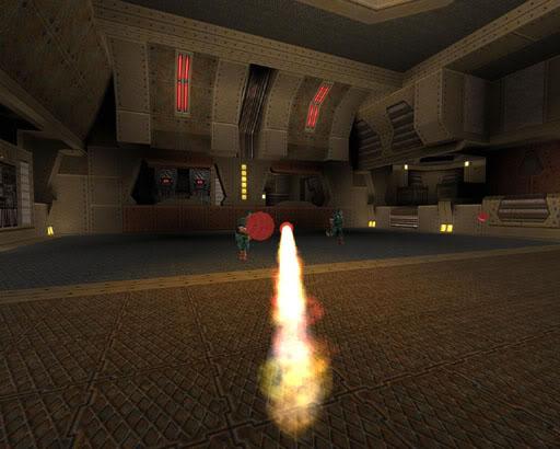 Quake Dodgeball 1.1