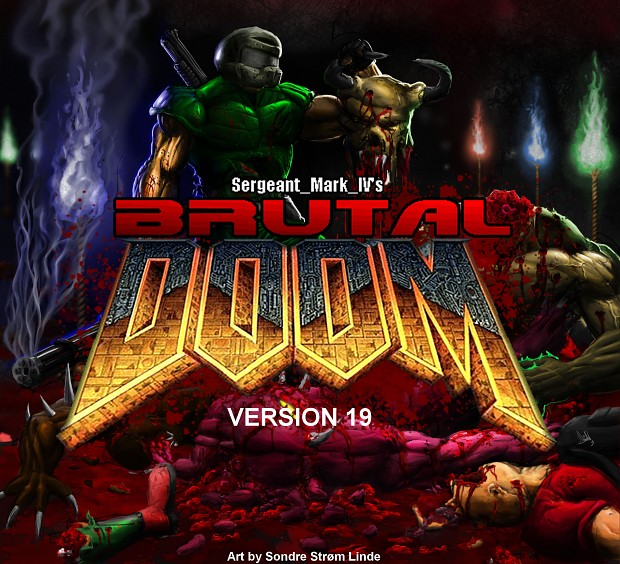 Brutal Doom version 19