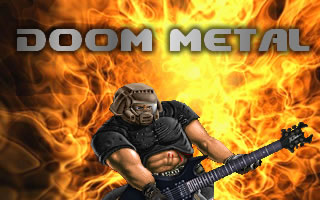 Doom Metal Soundtrack Mod - Volume 4
