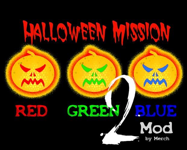 RGB Halloween