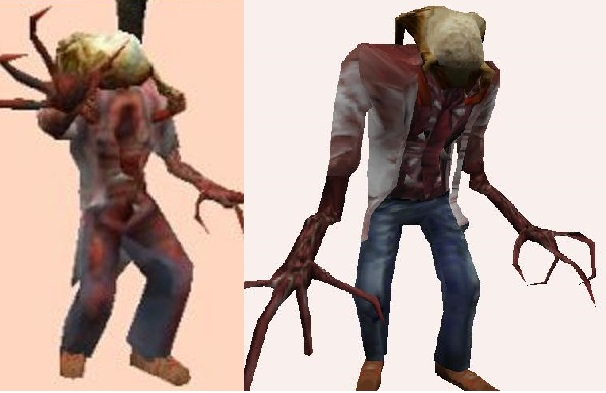 Beta Zombie Recreation