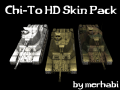 Chi-To HD Skin Pack