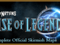 Rise of Legends - Complete Official Skirmish Maps