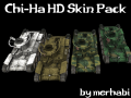 Chi-Ha HD Skin Pack