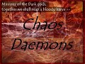 Daemons Mod - Patch 1.5