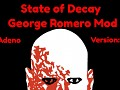 """George Romero Mod T12 """"Extra Features"""""""