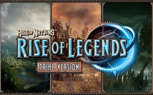 Rise of Legends - official demo version 2