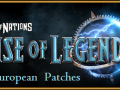 Rise of Legends - European Patches