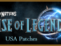 Rise of Legends - Usa Patches