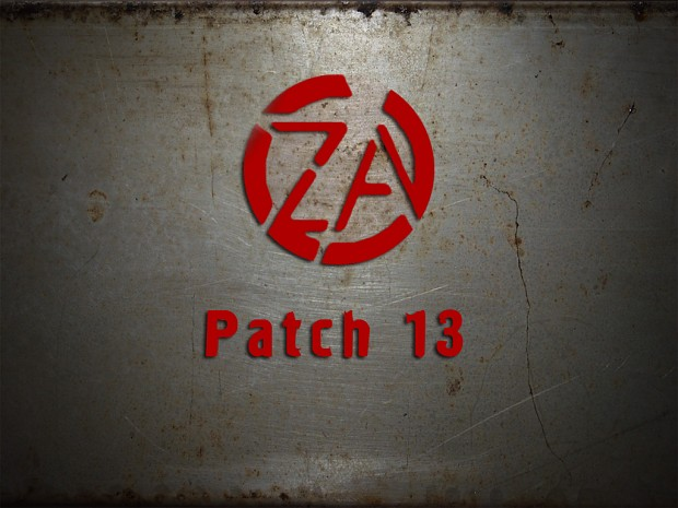 Zone of Alienation 1.07 Patch 13