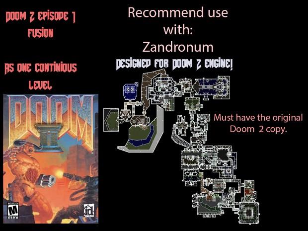 Doom 2 episode 1 compiled.