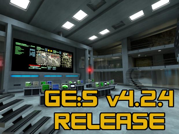 GE:S v4.2.4 | Server Full | [TAR.GZ]  | [OUTDATED]