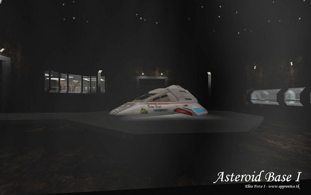 Asteroid Base - Redone (Release TWO)