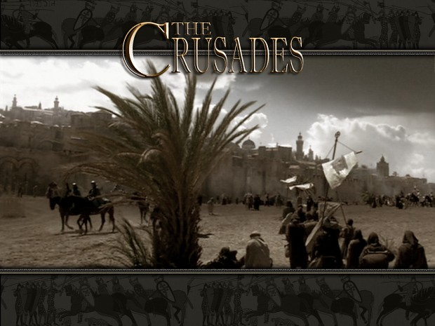 The Crusades mod v1.0