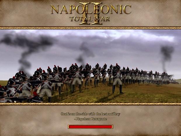 Napoleonic: Total War II v1.0