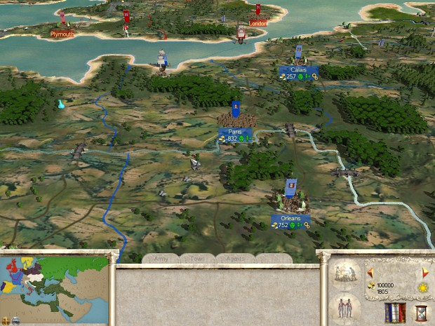 "Napoleonic: Total War II v1.0 ""Campaign Edition"""