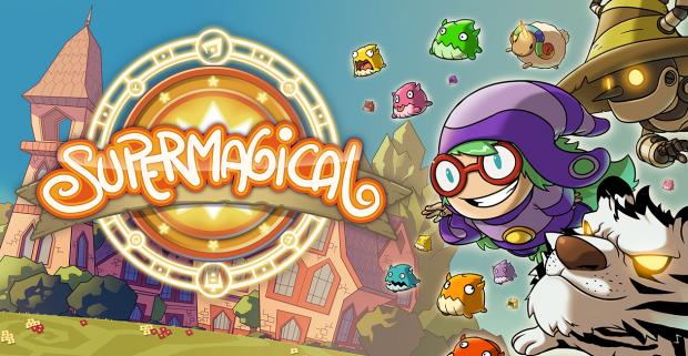Supermagical (2012) Main Theme