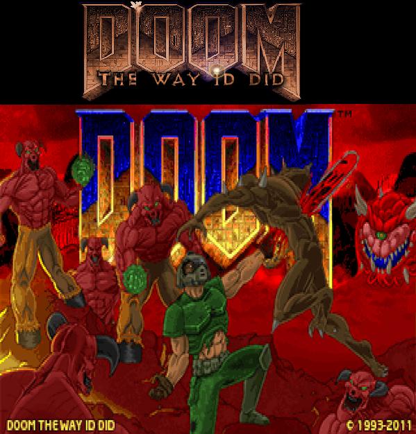 Doom the way ID did v1.1