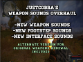 Original Weapons Renewal sound overhaul