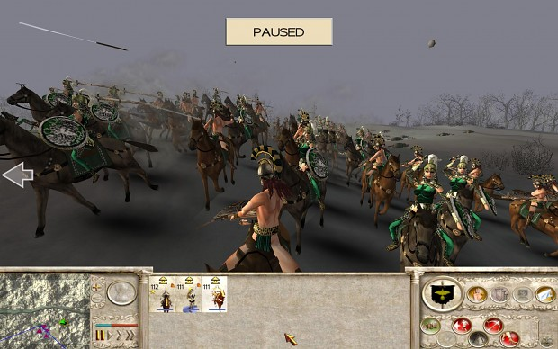 Amazons: Total War - Refulgent 8.0C
