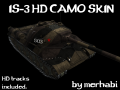 IS-3 HD Camo Skin