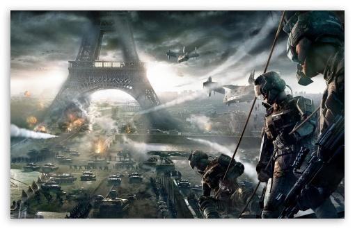 Global Warfront 0.3 part 1 (Old, Dont Download)