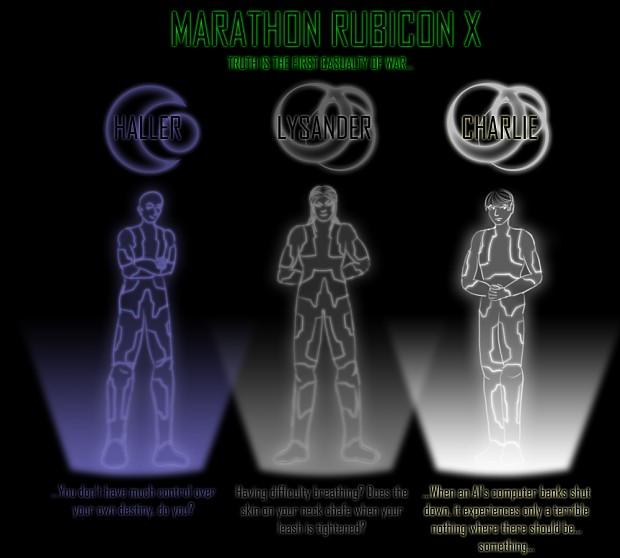 Marathon: Rubicon X