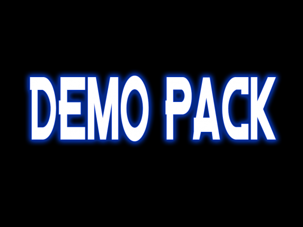 Demo Pack (13/12/2013)